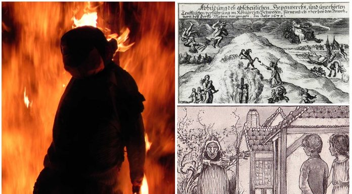 El juicio de las brujas de Mora. 15 niños condenados