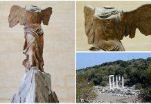 10 curiosidades sobre la Victoria de Samotracia