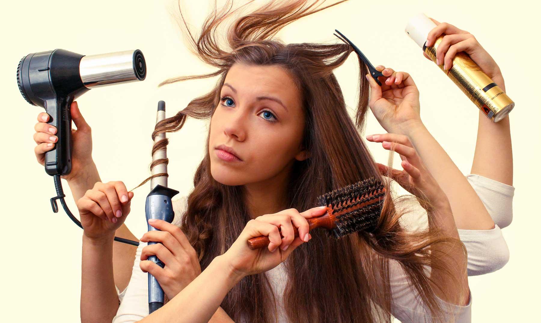 7 asombrosas utilidades de un secador de pelo supercurioso - Secador de pelo ...