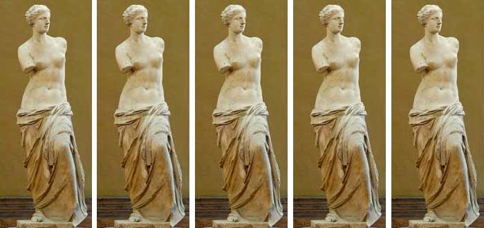 Jules Dumont D'Urville, Venus de Milo