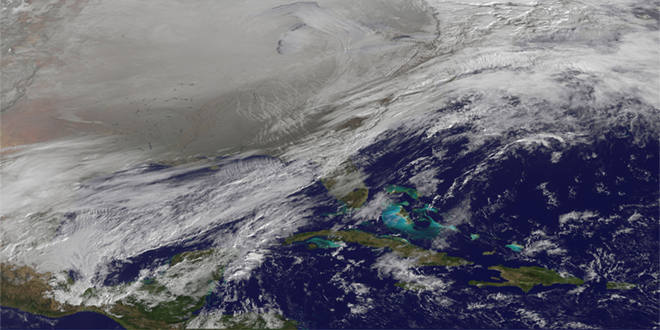 ¿Qué está ocurriendo en la estratosfera? Algo ha cambiado después de 60 años y no saben por qué