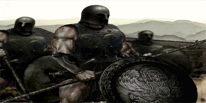 formas de crianza de los guerreros espartanos