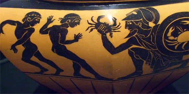 8 brutales formas de crianza de los guerreros espartanos