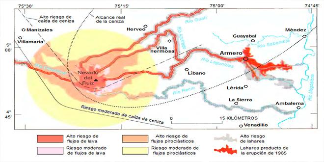 Omaira Sánchez y la tragedia del volcán Nevado del Ruiz