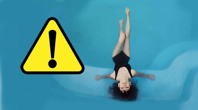 Nunca hagas pis en la piscina, es maleducado ¡y PELIGROSO para tu salud!