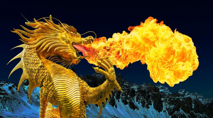 Si existieran, ¿ cómo lanzarían fuego los dragones sin abrasarse?