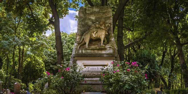 El cementerio de mascotas más antiguo del planeta