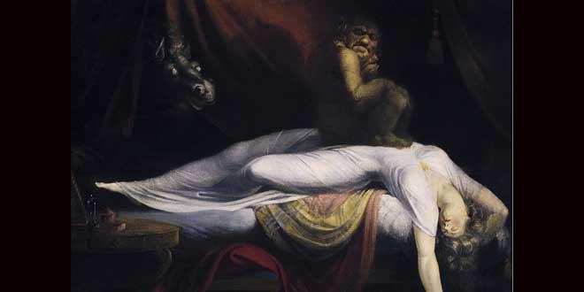Los Íncubos, los demonios sexuales masculinos que tenían relaciones con mujeres