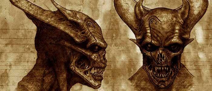 los demonios de los 7 pecados capitales