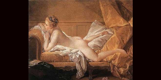 Marie-Louise O'Murphy, una de las niñas-amantes de Luis XV