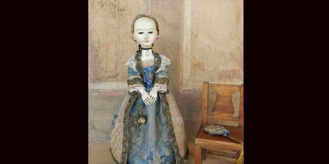 Las muñecas a lo largo de la historia