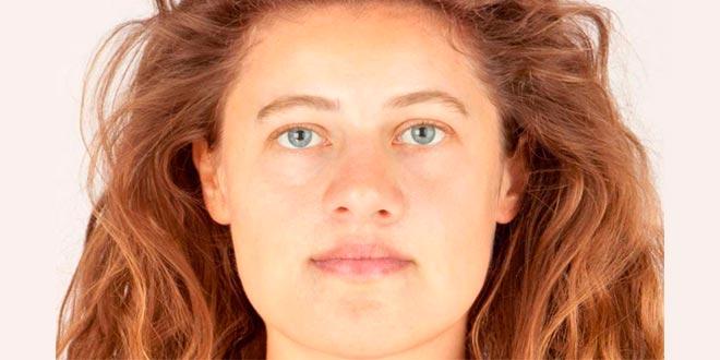 ¿Quieres saber qué aspecto tenía una mujer de la Edad de Bronce?