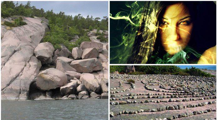 La isla maldita de Bla Jungfrun