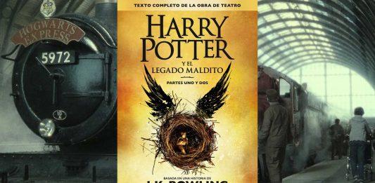 5 cosas que debes saber antes de leer el nuevo libro de Harry Potter
