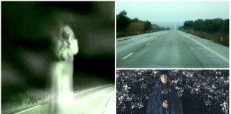 """Las profecías de los """"autoestopistas fantasma"""""""
