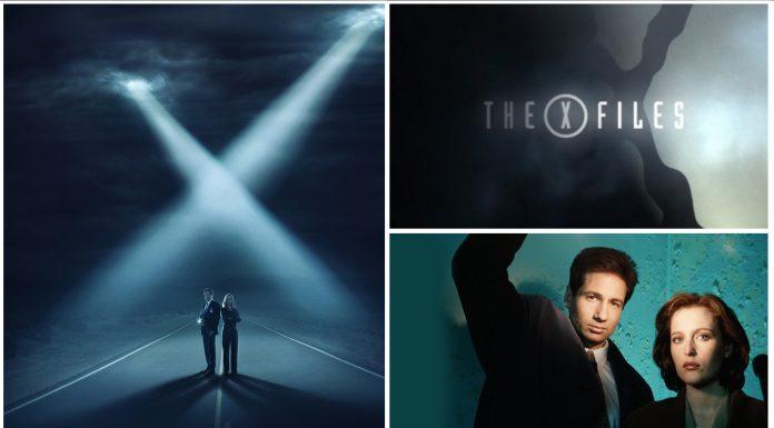 12 daos sobre The X Files