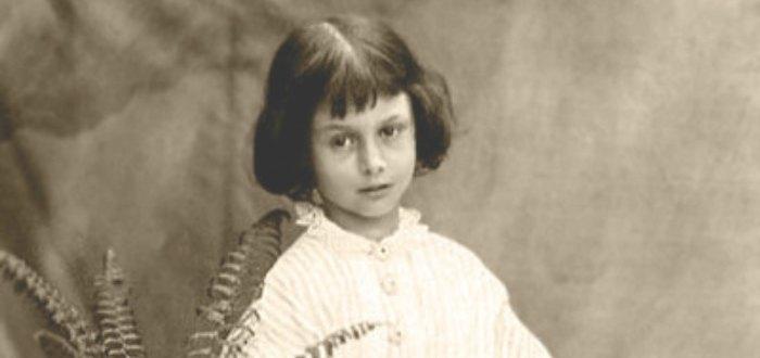 verdadera Alicia pequeña