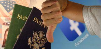 Dicen que NUNCA deberías fotografiar tu pasaporte y tiene mucho sentido