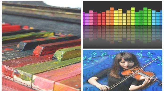 ¡Descubre de qué color es la música! - Supercurioso