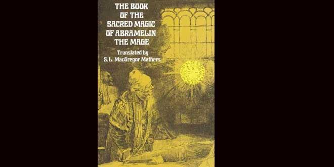 El Grimorio de Abramelín el mago