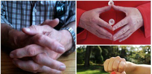 Gestos inconscientes con las manos ¿Qué significan?