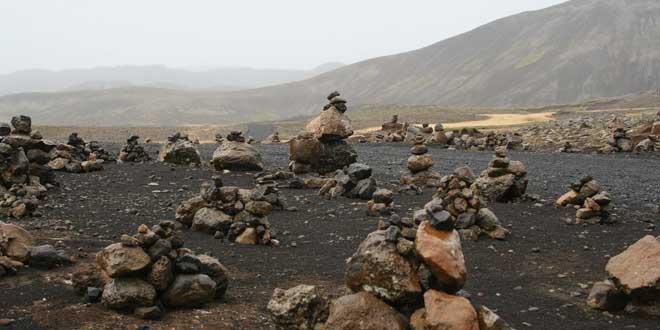 Húldufolks, los seres invisibles de Islandia