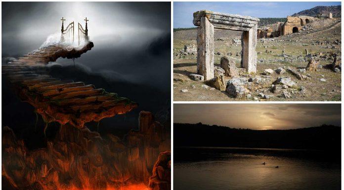 Las puertas al infierno. ¿Dónde las sitúa la tradición?