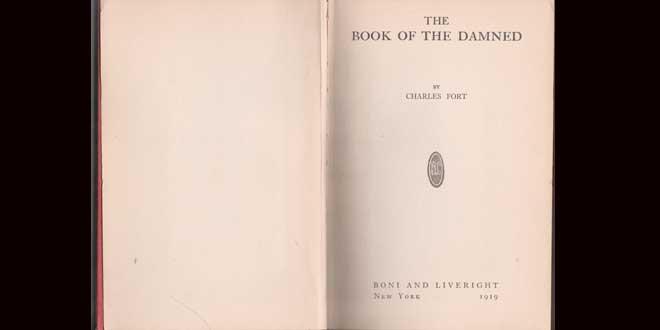 """El espeluznante """"Libro de los Condenados"""""""