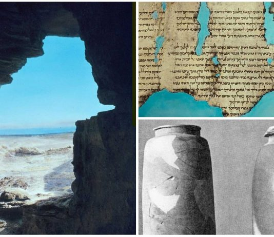 El descubrimiento de los Manuscritos del Mar Muerto