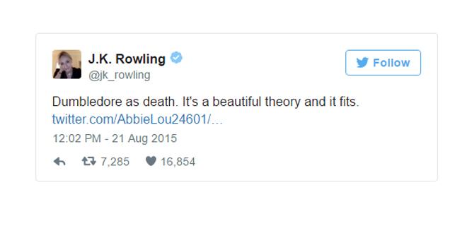 Los fans de Harry Potter están alucinando con una nueva teoría que ha estado circulando en Tumblr.