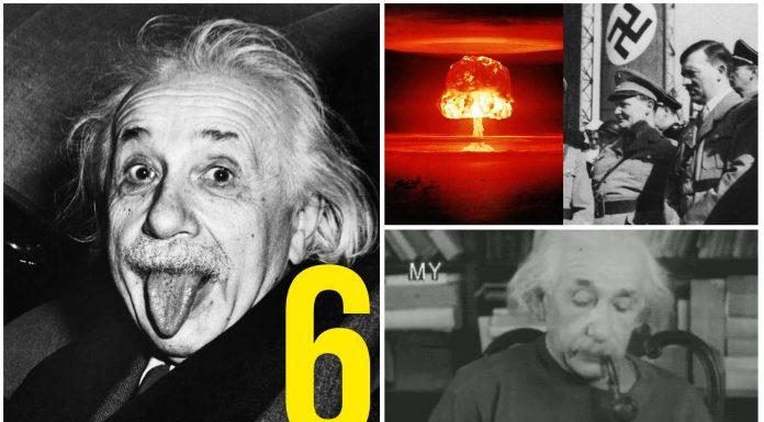 6 datos sobre Einstein que seguramente desconocías