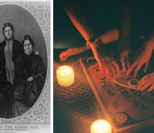 Las tres hermanas Fox espiritistas del siglo XIX