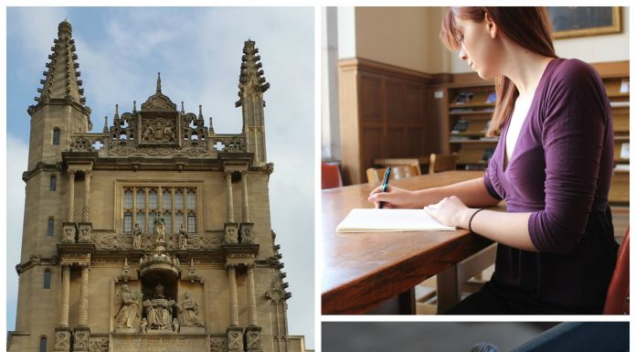 estudiar en Oxford