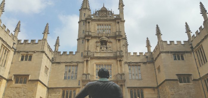 estudiar en Oxford
