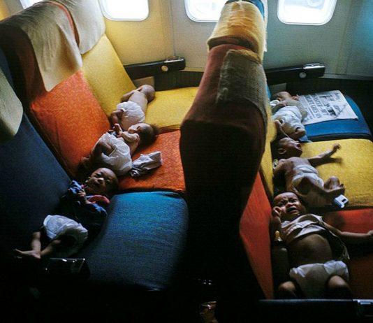 """""""Operación Babylift"""" en la Guerra de Vietnam ¿Niños salvados o robados?"""