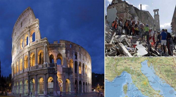 ¿Por qué hay tantos terremotos en Italia últimamente?