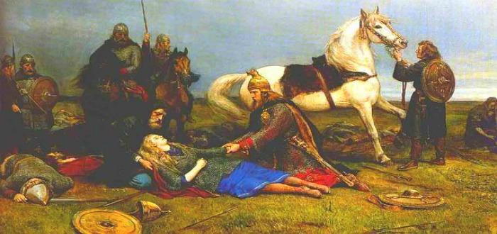 ¿Los vikingos saqueaban otros pueblos porque no quedaban mujeres casaderas?