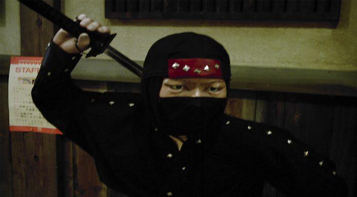 Las increíbles armas secretas de los ninjas