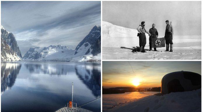 Encontrada en el Ártico una base secreta nazi abandonada
