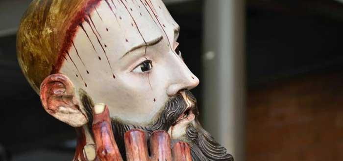 El misterio del Cristo con dientes humanos