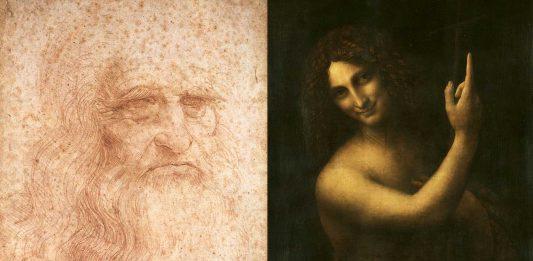 La detención de da Vinci en 1476 por homosexual, acusación de Da Vinci
