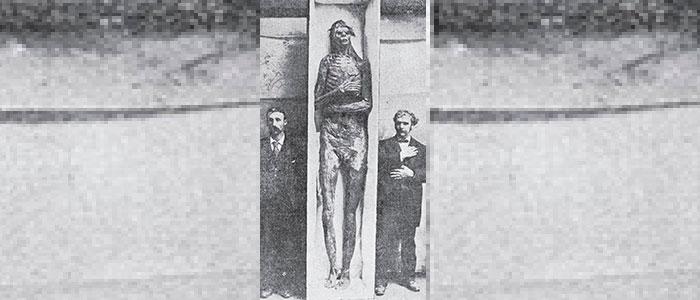 existieron los gigantes