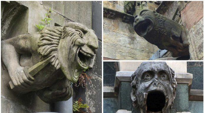 Las gárgolas de las catedrales ¿por qué eran terroríficas?