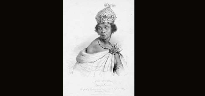 Nzinga, la reina que mataba a sus amantes tras una noche de amor