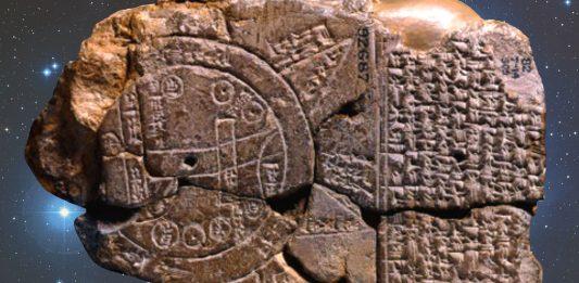 El misterioso mapa Imago Mundi de Babilonia - Supercurioso