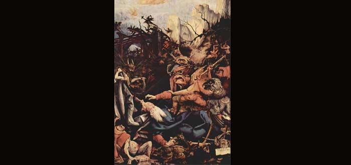 las 5 obras más terroríficas de la historia de la pintura