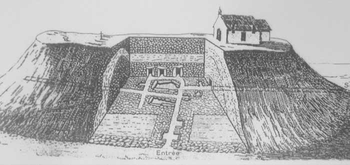 Túmulo Saint-Michel