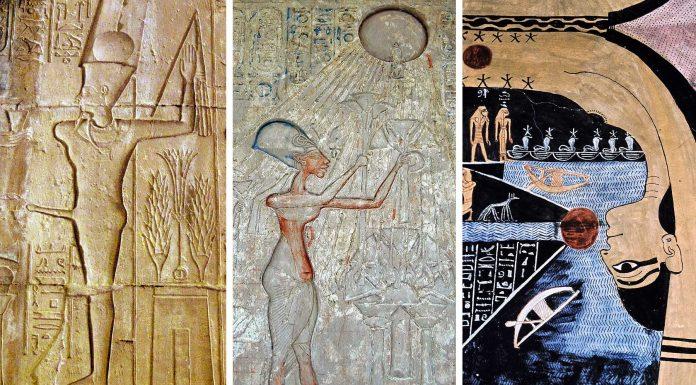 15 fascinantes datos sobre la religión del Antiguo Egipto y sus dioses