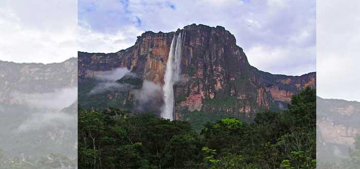 Salto del Ángel Venezuela