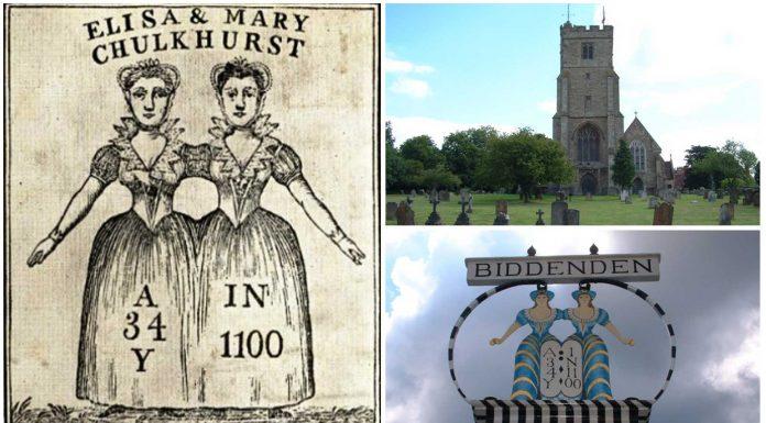 El curioso caso de las siamesas Mary y Eliza Chulkhurst